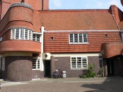 Maatschappelijk Werk Huizen : 1921 amsterdamse school canon sociaal werk nederland details