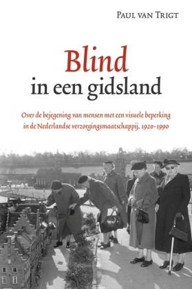 Blind in een gidsland